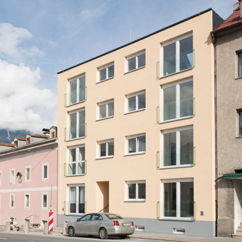 Leopoldstraße 55, Innsbruck<br />2014